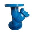 雙慶管道SRY-I不銹鋼316L小阻力Y型過濾器