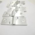 鋁箔軟連接 軟鋁排 焊接加工鋁伸縮節 電池連接片