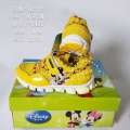 广州巴啦服饰意彩app供应时尚休闲迪士尼童鞋品牌折扣童鞋
