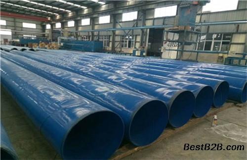 雙金屬焊接式涂塑鋼管價格匯總