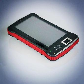 平板指纹二代证读卡器ICR-007 移动手持机