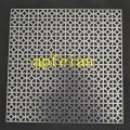 异型金属冲孔网 不锈钢裁剪冲孔网 金属洞洞板厂家