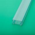 浙江pvc方管擠出速度控制到位tube管管裝ic