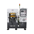 硅膠熱壓成型機 東莞金裕小型平板硫化機