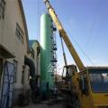 湖泗镇玻璃钢脱硫塔厂家砖窑炉配型产品整体专业制作