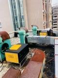 高空油烟净化器安装厨房高空环保检测设备安装