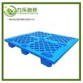 批發九腳托盤網格塑膠托墊長方形塑料倉板倉庫貨物防潮