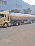 液化石油氣運輸槽車
