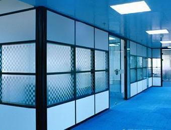 玻璃隔断结构材料及技术施工