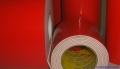 抖音爆款公仔透明無痕雙面膠貼黃人底座泡沫彈簧支架泡