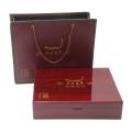 浙江葡萄酒木盒廠,溫州木盒包裝,溫州紀念章木盒包裝