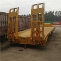 15米 27噸 6軸 低平板半掛車公告定做廠家