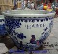 大號陶瓷荷花缸 陶瓷特大缸 建水紫陶風水缸 四合院