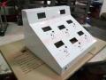 深圳鑫隆五金塑胶壳体提供综合布线机柜不锈钢折边加工