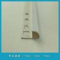瓷砖收边条瓷砖阳角线收边条pvc瓷砖收边条10mm