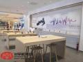 河北保定华为手机展示柜台体验桌配件柜收银台工厂