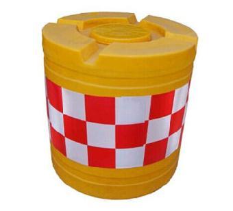 供应滚塑防撞桶,反光桶