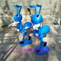 肇庆玻璃钢蚂蚁雕塑 户外景观造型雕塑 恒创雕塑厂家