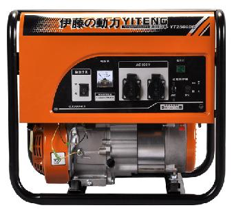 家用小型汽油发电机2000瓦多少钱