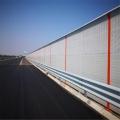 道路声屏障供应 公路铁路防护墙 空调机组隔音罩