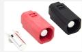 艾邁斯研發生產100A接插件SH8.0電池用公母