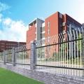 庭院欄桿 小區防爬圍墻隔離防護欄 可視護欄圍欄