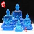 琉璃風水擺件工藝品琉璃藥師佛廠家廣州琉璃佛像廠家