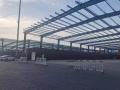 工業鋼結構廠房大跨度折騰的開