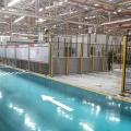 專業生產隔離護欄 工廠車間內噴塑網防護網