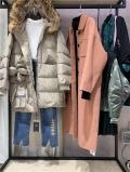 依維妮19秋冬商務職業淑女品牌女裝實體店直播貨源供