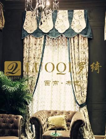 十大窗帘品牌罗绮窗帘此次与著名影视明星周海媚的签约,将极