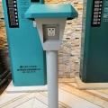 电动车智能充电站立式防雨柱 室外充电桩防雨柱