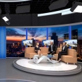 融媒体演播室设备 演播心中大厅建设项目