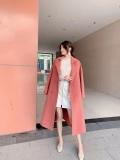 中高端品牌風衣 外套 雙面尼大衣 廣州折扣女裝批發