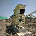 建筑垃圾篩分機完成多需求建筑垃圾加工處理作業