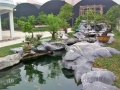 供應批發廣西太湖石 噸位石 假山石 園林式