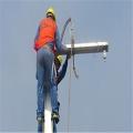 廠家供應軌道H型鋼柱 高鐵電氣化H型鋼柱價格
