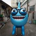 玻璃鋼卡通雕塑創意造型卡通雕塑供應廣州商場擺放