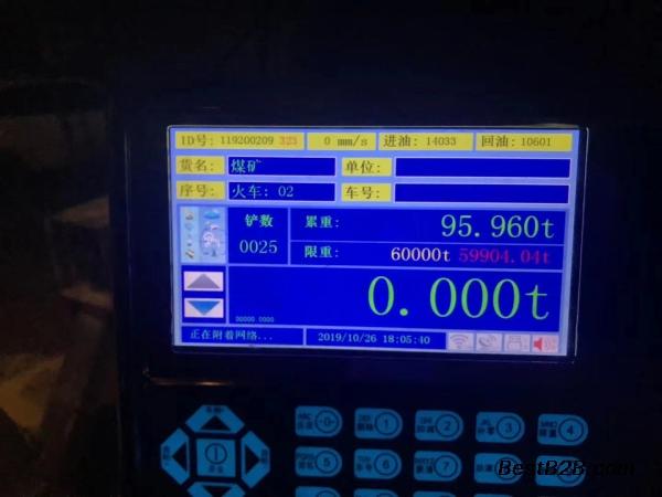 蚌埠装载机电子磅秤