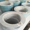 白城聚四氟乙烯包覆墊片,搪瓷釜四氟皮包石棉墊廠家