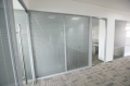 大興定做室內玻璃隔斷新宮安裝辦公室隔斷 玻璃隔斷墻