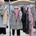 廣州衣田 約布品牌女裝尾貨走份批發 都市自由風女裝