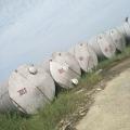 二手30吨不锈钢储罐现货出售