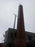鍋爐房煙筒新建公司 施工計劃