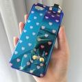 宋妍霏同款藍光手腕帶手機殼適用于iphone7全包
