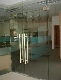 太原玻璃门,修理玻璃门,地弹簧更换等