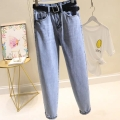廣東廣州牛仔褲批發市場幾塊錢庫存牛仔褲批發