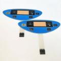 定制纪星7磨砂面板 PET材料加工定做 PC薄膜印