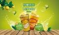 来快乐柠檬在不同季节,选择合适的饮品!!