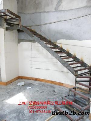 上海广坚钢结构有限公司,上海钢结构楼梯